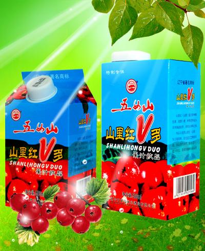 山里红V多果汁饮品